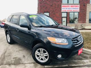 Used 2010 Hyundai Santa Fe GL for sale in Rexdale, ON