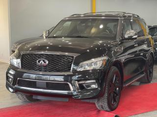 Used 2015 Infiniti QX80 Limited for sale in Richmond Hill, ON