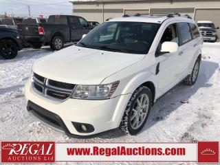 Used 2014 Dodge Journey R/T 4D Utility AWD 3.6L for sale in Calgary, AB