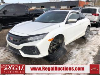 Used 2017 Honda Civic SI 2D Coupe 6SP 1.5L for sale in Calgary, AB