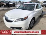 Photo of White 2013 Acura TL