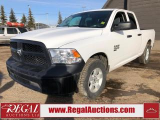 Used 2019 RAM 1500 Classic 4D QUADCAB RWD for sale in Calgary, AB