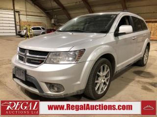 Used 2014 Dodge Journey Limited 4D UTILITY FWD for sale in Calgary, AB