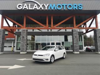 Used 2019 Volkswagen Golf Sportswagon COMFORTLINE for sale in Victoria, BC