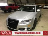 Photo of Silver 2011 Audi A6