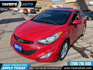 Used 2013 Hyundai Elantra Coupe GS for sale in Hamilton, ON