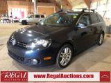 Photo of Blue 2010 Volkswagen GOLF COMFORTLINE 4D WAGON 2.0 TDI