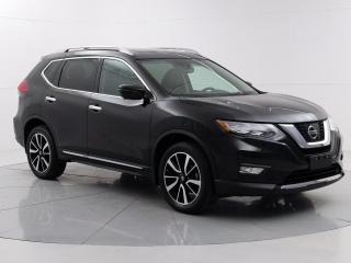 Used 2017 Nissan Rogue SL Platinum Accident Free, Moonroof, 360 Camera's, Navigation for sale in Winnipeg, MB