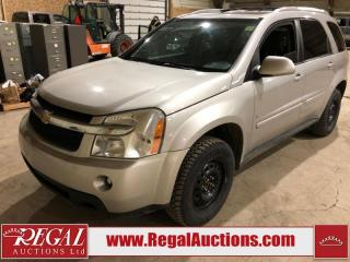Used 2007 Chevrolet Equinox LT 4D Utility for sale in Calgary, AB