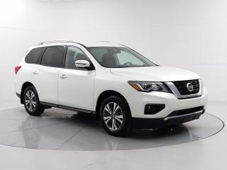Used 2020 Nissan Pathfinder SV Tech Accident Free, Remote Start, Navigation, Heated Seats for sale in Winnipeg, MB