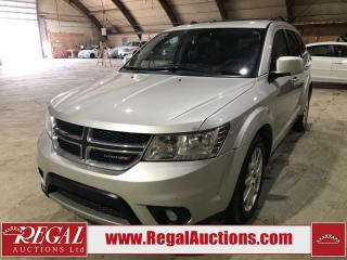 Used 2012 Dodge Journey 4D Utility FWD CREW for sale in Calgary, AB