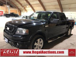 Used 2007 Ford F-150 FX4 Supercrew 4WD for sale in Calgary, AB