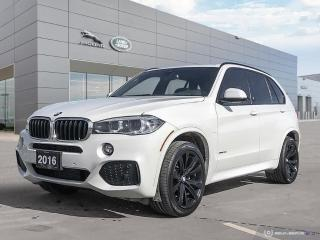 Used 2016 BMW X5 xDrive35i SOLD! Check the 35D! for sale in Winnipeg, MB