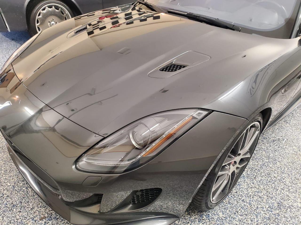 2017 Jaguar F-Type