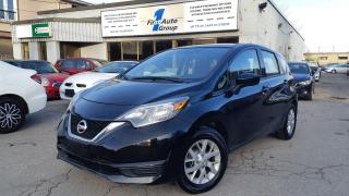 Used 2017 Nissan Versa Note SV Backup Cam/Heated seats for sale in Etobicoke, ON