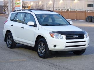 Used 2008 Toyota RAV4 4-WHEEL-DRIVE,LOW KM,ONE-OWNER,CERTIFIED for sale in Mississauga, ON
