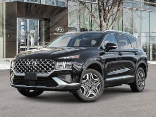 New 2021 Hyundai Santa Fe HYBRID Luxury for sale in Winnipeg, MB