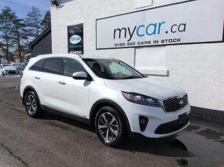 Used 2019 Kia Sorento 3.3L EX V6, 7PASS, LEATHER, HEATED SEATS, UNREAL DEAL!! for sale in Kingston, ON