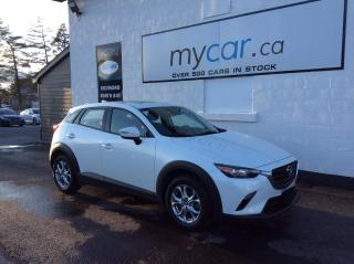 Used 2019 Mazda CX-3 GS LUXE PKG, LEATHER, SUNROOF, HEATED SEATS!! for sale in North Bay, ON