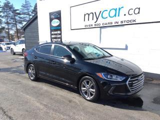 Used 2017 Hyundai Elantra GL HEATED SEAT, ALLOYS, BACKUP CAM, BLUETOOTH!! for sale in North Bay, ON