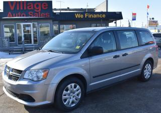 Used 2017 Dodge Grand Caravan CVP/SXT CRUISE CONTROL! TRI ZONE A/C! AUX! for sale in Saskatoon, SK