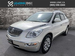 Used 2012 Buick Enclave CXL AWD, 7 Passenger, Leather, Heated Seats for sale in King, ON