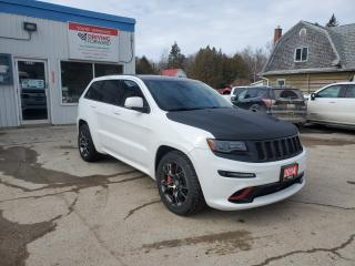Used 2014 Jeep Grand Cherokee SRT LUXURY for sale in Greater Sudbury, ON