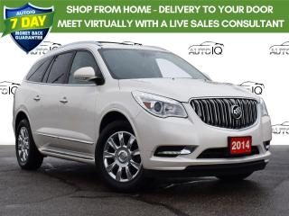 Used 2014 Buick Enclave Premium Just Traded . Local owner for sale in Tillsonburg, ON