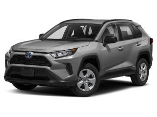 New 2021 Toyota RAV4 Hybrid LE for sale in Ancaster, ON