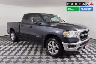 Used 2019 RAM 1500 Big Horn 1 OWNER - LOCAL TRADE-IN | 5.7L HEMI | 4X4 | HEATED SEATS for sale in Huntsville, ON