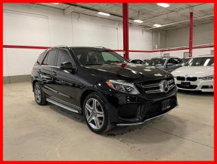 Used 2018 Mercedes-Benz GLE GLE400 4MATIC DISTRONIC PREMIUM SPORT CERTIFIED! for sale in Vaughan, ON