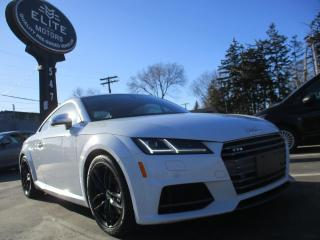 Used 2016 Audi TTS 2dr Cpe quattro 2.0T for sale in Burlington, ON