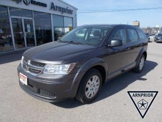 Used 2018 Dodge Journey CVP/SE for sale in Arnprior, ON