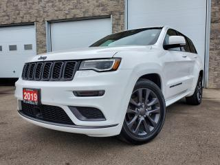 Used 2019 Jeep Grand Cherokee Overland for sale in Sarnia, ON
