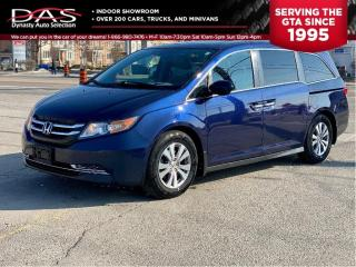 Used 2015 Honda Odyssey EX-L NAVIGATION/REAR CAMERA/8 PASSENGER for sale in North York, ON