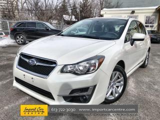 Used 2016 Subaru Impreza 2.0i Touring Package ALLOYS  AUTO  CLOTH  HTD SEAT for sale in Ottawa, ON