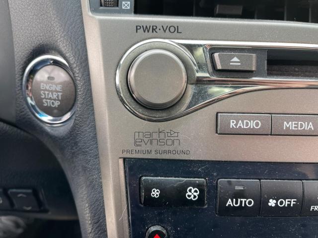 2013 Lexus RX 350 F Sport AWD Navigaton/Sunroof/Heads Up Display Photo14