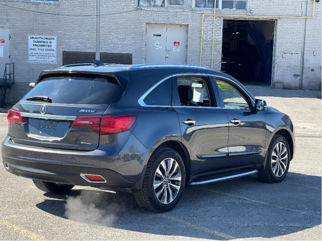 2014 Acura MDX NAV PKG AWD NAVIGATION/REAR VIEW CAMERA/7 PASS Photo5
