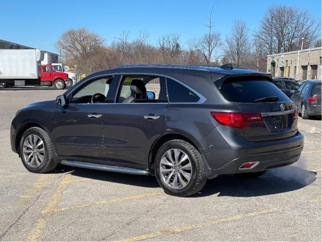 2014 Acura MDX NAV PKG AWD NAVIGATION/REAR VIEW CAMERA/7 PASS Photo7