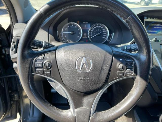 2014 Acura MDX NAV PKG AWD NAVIGATION/REAR VIEW CAMERA/7 PASS Photo16
