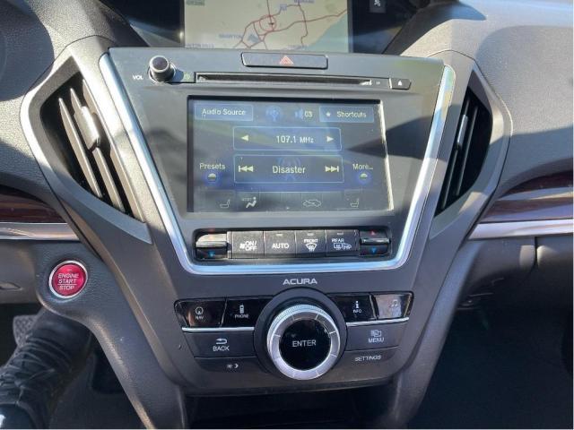 2014 Acura MDX NAV PKG AWD NAVIGATION/REAR VIEW CAMERA/7 PASS Photo20