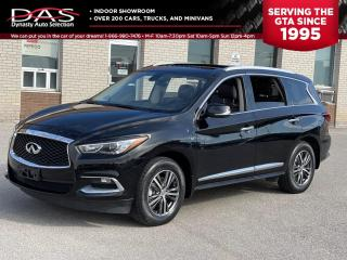 Used 2017 Infiniti QX60 PREMIUM NAVIGATION/360 CAMERA/BOSE SOUND/7 PASS for sale in North York, ON