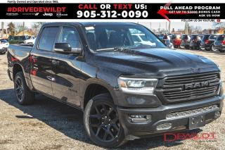 New 2021 RAM 1500 Sport | Night Edition | Sport Hood | Level 2 | for sale in Hamilton, ON
