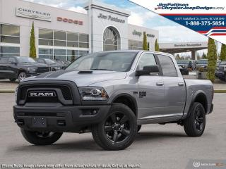 New 2021 RAM 1500 Classic Warlock for sale in Surrey, BC