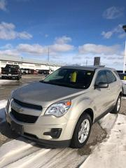 Used 2015 Chevrolet Equinox LS AWD for sale in Petrolia, ON