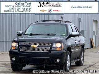 Used 2009 Chevrolet Avalanche LTZ  4X4,HEATED LEATHJER SEATS,NAV,SUNROOF,H.D. TR for sale in Kipling, SK