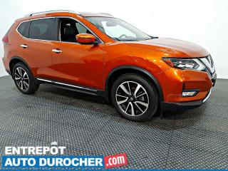 Used 2017 Nissan Rogue SV - NAVIGATION - CUIR - CLIMATISEUR for sale in Laval, QC