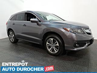 Used 2018 Acura RDX Elite - AWD - NAVIGATION - CLIMATISEUR - CUIR for sale in Laval, QC