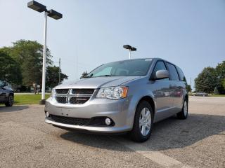 New 2020 Dodge Grand Caravan Crew Plus for sale in Petrolia, ON