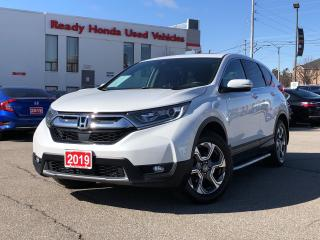 Used 2019 Honda CR-V EX-L - Leather - Sunroof - Lane Watch for sale in Mississauga, ON